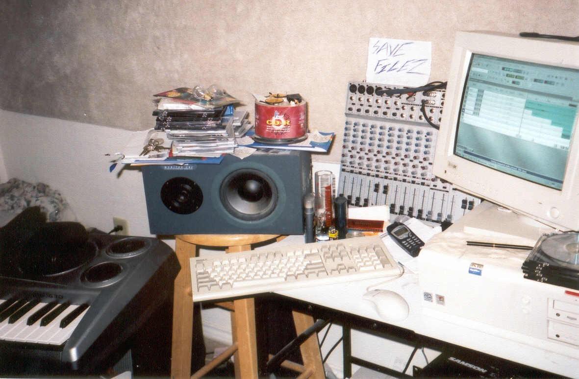 "our ""studio"""